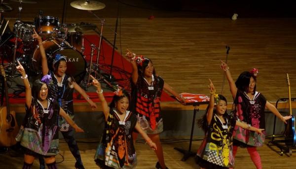 Vol.18 ワタナベフラワーのファミリーコンサートにゲスト出演