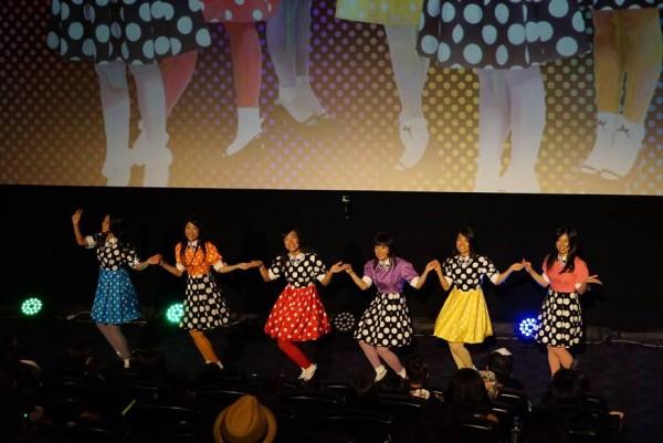 Vol.24 イオンシネマ明石でデビュー2周年イベント